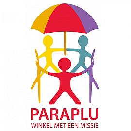 Paraplu biedt luisterend oor