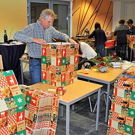 Kerstpakkettenactie