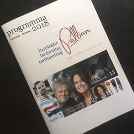 Nieuw programmaboekje ligt klaar!